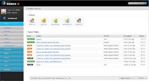 ikode helpdesk x php 3 2 screenshots