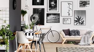 schwarz weiß poster kaufen wall de