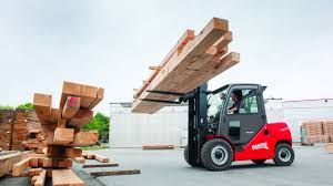 100 Industrial Lift Truck Manitou Adds Eight Diesel And Four Electric Models To Industrial
