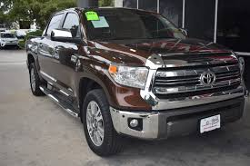 Pre-Owned 2017 Toyota Tundra 4WD 1794 Edition Crew Cab Pickup In San ... Used 2011 Toyota Tundra 4wd Truck For Sale In Ordinary Va 231 New 2019 For Latham Ny Vin 5tfdy5f16kx779325 In Pueblo Co Riverdale Ut At Tony Divino Inventory Preowned 2016 Sr5 Crewmax 57l V8 6speed 2017 Limited 4d P3026a 2018 Stanleytown 5tfby5f18jx732013 Sold2004 Toyota Tundra Double Cab Limited 4x2 106k For Sale Call 2010 2wd Crew Cab Pickup Austin Tx Roswell Ga Overview Cargurus