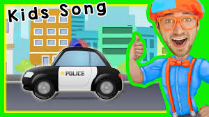 Police Cars For Children With Blippi | Songs For Kids - YouTube Car Carrier Truck With Spiderman Cartoon For Kids And Nursery Lightning Mcqueen Cars Truck In Monster Shapes Songs Children The Song Ambulance Music Video Youtube Garbage By Blippi Fire Engine For Videos Wheels On Original Rhymes Baby Finger Family Trucks Surprise Eggs Titu Recycling Twenty Numbers