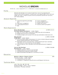 Accounting Resume Samples Free And Template Model Example Career
