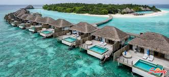 100 Dusit Thani Maldives Allinclusive Honeymoon Holiday Booking