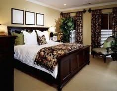 Dark Details Rich Browns And Luxurious Wooden Furniture Give Your Brown Bedroom FurnitureWooden FurnitureBrown
