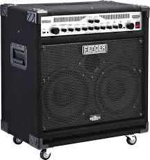 Fender 2x10 Guitar Cabinet by Fender Bassman 250 210 Bass Amp Zzounds