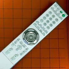 sony rm yd003 tv remote kdf wega 3lcd projection hdtv batteries ebay
