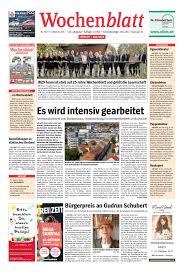 Lutz Kã Chenzeile Calaméo Wochenblatt Loerrach