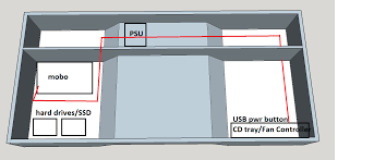 puter desk mod Need help finding the correct parts ponents