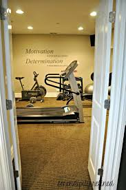 The 25+ Best Home Exercise Rooms Ideas On Pinterest | Exercise ... Apartnthomegym Interior Design Ideas 65 Best Home Gym Designs For Small Room 2017 Youtube 9 Gyms Fitness Inspiration Hgtvs Decorating Bvs Uber Cool Dad Just Saying Kids Idea Playing Beds Decorations For Dijiz Penthouse Home Gym Design Precious Beautiful Modern Pictures Astounding Decoration Equipment Then Retro And As 25 Gyms Ideas On Pinterest 13 Laundry Enchanting With Red Wall Color Gray