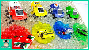 191.08 MB | Learn Colors With Cars 3 Toys For Kids - Disney Mack ...