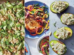 Sunday Strategist A Week of Healthy Dinners May 29 June 2