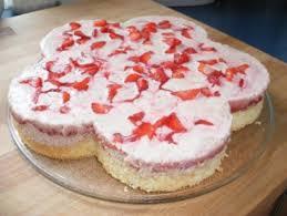 erdbeer schoko sahne kuchen