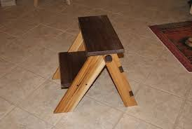 foldable step stool plans plans diy free download tortilla press