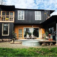 100 Homes Shipping Containers Container On Instagram Cute Country