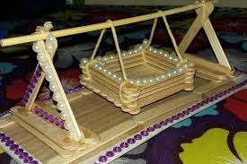 How To Make A Toy Chest by Making A Toy Baby Swing With Popsicle Sticks 13 Youtube