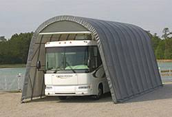 RV Covers RV Shelters Garages Class A B C RV Canopies 5th