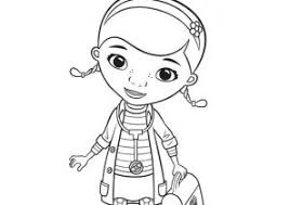 Printable Doc Mcstuffins Coloring Pages For Kids Coloring4free