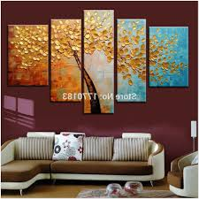 home furniture tree wall painting room decor bedroom
