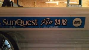 sunquest tanning bed ebay