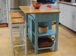 Small Movable Kitchen Island With Stools IECOB INFO Desk Ideas In Rolling Inspirations 1