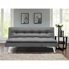 Serta Dream Convertible Sofa By Lifestyle Solutions by Serta Sophia Convertible Sofa Java Hayneedle