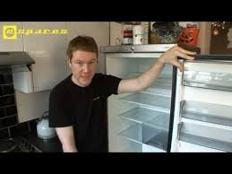 how to replace a fridge light bulb on an aeg refrigerator