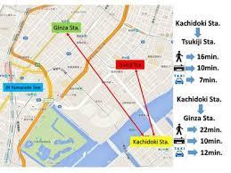 Near Ginza Sta 2min Near Ginza Tsukiji Centraltokyo Near Ginza Tsukiji