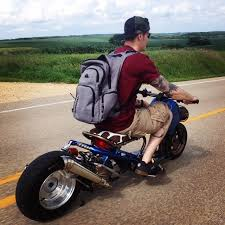 They See Me Rolln Devsmom Drk Honda Ruckus Jdm