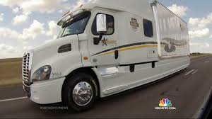 Luxury Big Rigs: The First-Class Life Of Truck Drivers