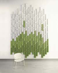 100 Bamboo Walls Interior Wall Acoustic Panel Commercial BAMBOO By Stone Designs