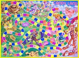 Candyland Card And Board Games