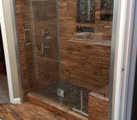 pebble shower floor problem river rock problems cleaning
