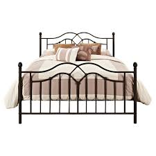 Bed Frame With Headboard And Footboard Brackets by Bedding Picturesque Bronze Queen Size Bed Frame Metal Headboard