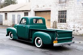 100 1952 Chevrolet Truck Lenny Giambalvos Chevy Is Built Around Family Values