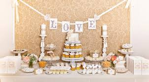 Chic Wedding Dessert Table 1000 Images About On Pinterest