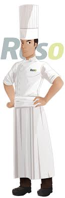 tenue de cuisine homme tenue de travail du chef de cuisine reso le