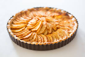 Sugar Free Apple Tart
