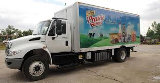 100 Truck Farms Transervice Providing Fleet Maintenance At Prairie Dairy Plant