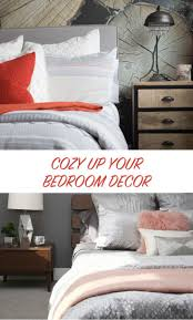 5 Ways To Cozy Up Your Bedroom Decor
