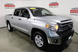 100 V8 Trucks Certified PreOwned 2015 Toyota Tundra 2WD Truck SR5 CrewMax Pickup