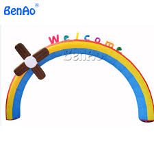 Airblown Halloween Inflatable Archway Tunnel by Rainbow Archway Rainbow Archway Suppliers And Manufacturers At