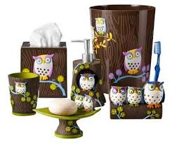 Bathroom Sets Collections Target by Awesome Owls Bathroom Set Amazon U0026 Target This Is So Adorable
