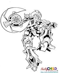 Jazz Autobot Transformers Coloring Pages