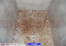 how to clean tile shower floors attractive designs design troo