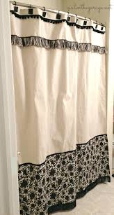 Smooth Curtain Fabric Crossword by Custom Length Shower Curtain Rods Best Curtain 2017