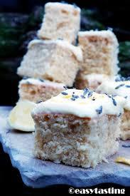 rezept zitronen lavendel kuchen mit buttercremefrosting