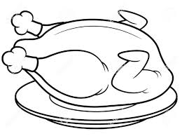 pin chicken food clipart 5