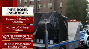 100 Warner Truck Center BREAKING Pipe Bombs Sent To Homes And Businesses Of The Democratic Party