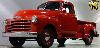 1952 Chevrolet Pickup 5 Window Offered For Sale By Gateway Classic ...