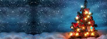 Beautiful Christmas Tree 2 Facebook Cover